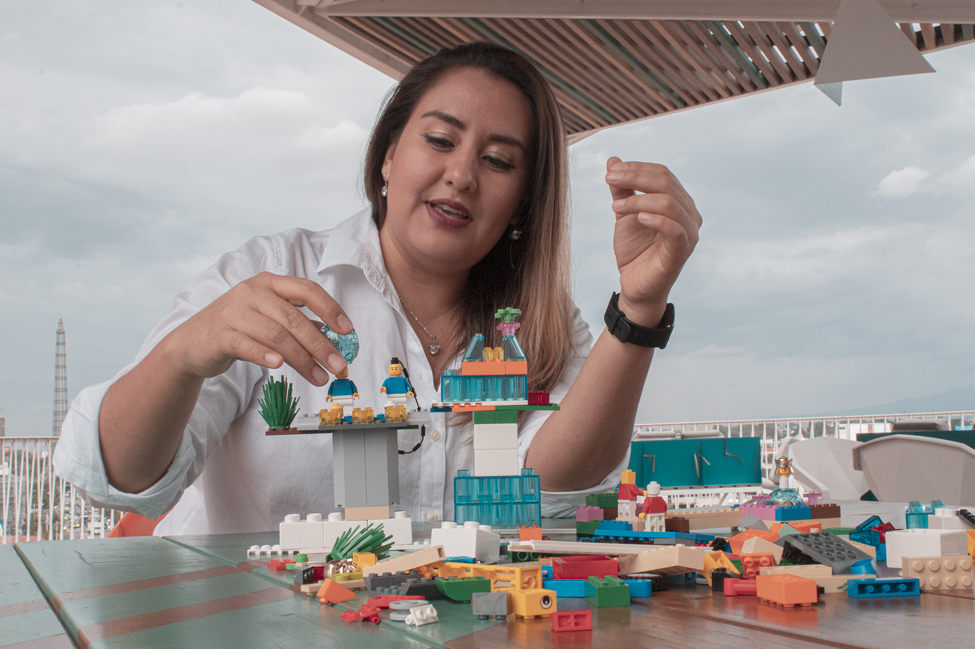 Lic. María José Gálvez